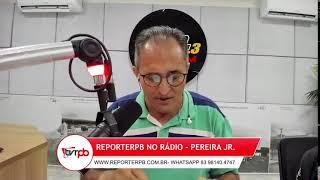 Programa Reporterpb no Rádio do dia 15 de Outubro de 2021