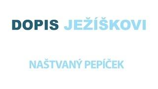 Dopis Ježíškovi - Pepíček