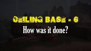 Ceiling Base 6 - Conan Exiles