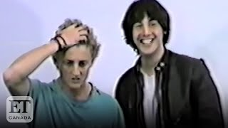 Keanu Reeves, Alex Winter 'Bill And Ted' 1986 Audition Tape