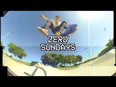 Carlsbad Skatepark Edit   Zero Sundays - ep 4