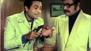 Hindi Movie Scenes  <b>Aag Aur Daag</b>  Joy Mukherjee   Bhayanak Toofan Hai Ye