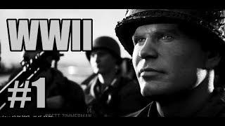Прохождение Call of Duty: WW2 - Часть 1. День высадки