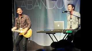 Hero- Abandon (Live)