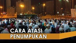 Ini Cara Petugas Haji Atasi Penumpukan Jemaah di Terminal Bus Sekitaran Masjidil Haram