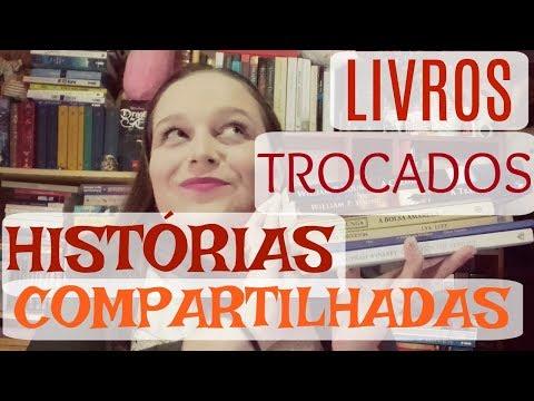 LIVROS PARA TROCAR NO SEBO | ENTRE LETRAS E LINHAS