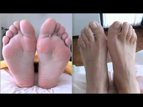 FOOT REFLEXOLOGY. DIAGNOSIS. COURSES ONLINE. - YouTube