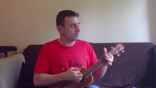 Seek and Destroy - Metallica (ukulele cover)