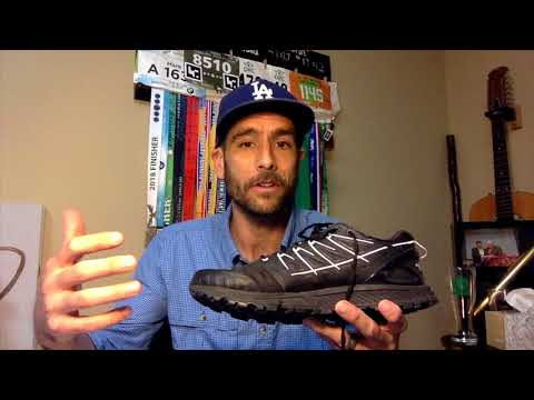 Running Shoe Review: The North Face Ultra Endurance II
