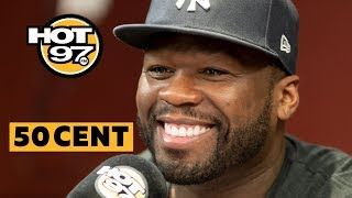 50 Cent On Michael Jackson vs Chris Brown Debate, 6ix9ine, Jay-Z, The Game + 'Power' Intro
