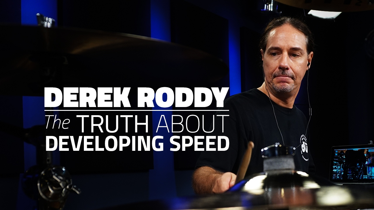 The Truth About Developing Speed