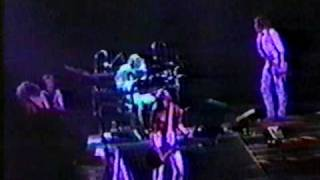 Def Leppard Another Hit and Run Detroit 1987
