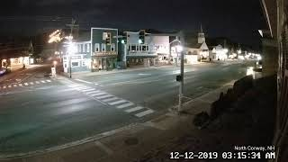 White Mountains TV Live Cam: North Conway Village
