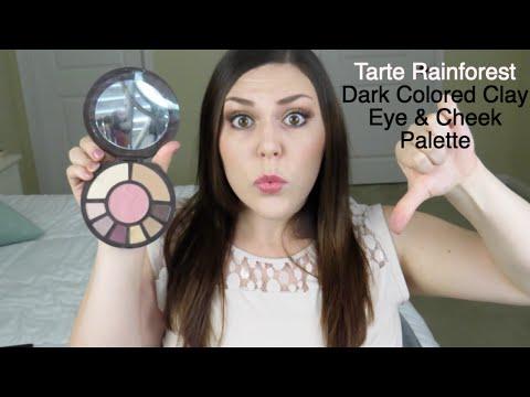 Rainforest After Dark Eye & Cheek Palette by Tarte #3