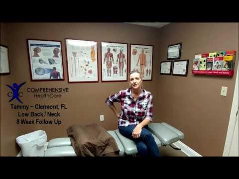 Tammy - Neck / Low Back Pain