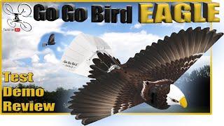 Go Go Bird EAGLE - Review Test Démo - Original, Surprenant et bien conçu !