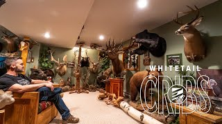 Whitetail Cribs: Eastern Pennsylvania Trophy Room