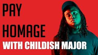 Childish Major Reveals His Favorite Hip-Hop Beats