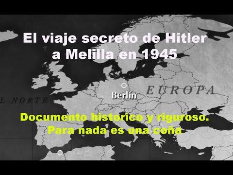 Cuando Hitler quiso veranear en Melilla