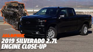 A Detailed Look At the 2019 Chevy Silverado's Four Cylinder Engine