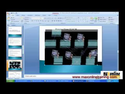 Peoplesoft HCM Modules | Max Online Training