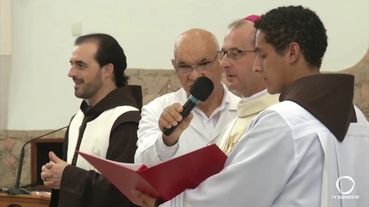Ordenação Presbiteral de Frei Gabriel Vargas