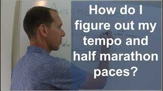 What are endurance paces? How to get your Tempo & Half Marathon Paces