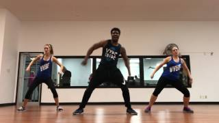 Chris Brown Ft. T Pain - Get Down / STREET VYBE Choreo