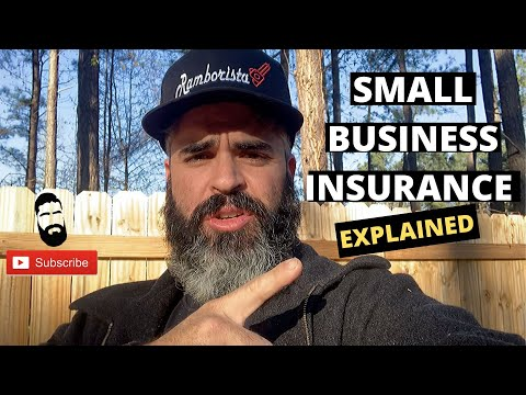 , title : 'Small Business Insurance Explained 101  Small Business Talk with Kenny