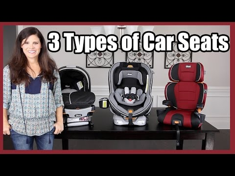 Car Seats Explained by Baby Gizmo