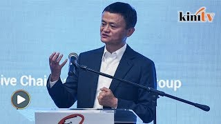 Jack Ma - It was Tun M's MSC Status that Inspired Him!