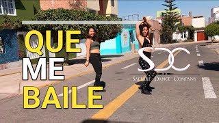 ChocQuibTown, Becky G   Que Me Baile  Coreografías SDC