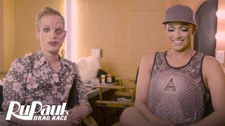 Queen To Queen: Katya & Tatianna | RuPaul's Drag Race All Stars (Season 2) | Logo