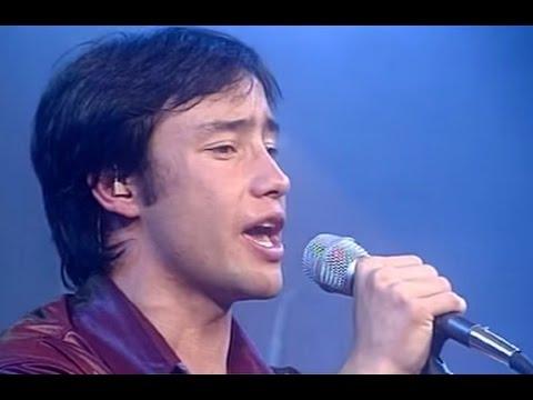 Luciano Pereyra video Sólo le pido a Dios - CM Vivo 2000