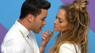 Video Back It Up de Prince Royce feat. Jennifer López y Pitbull