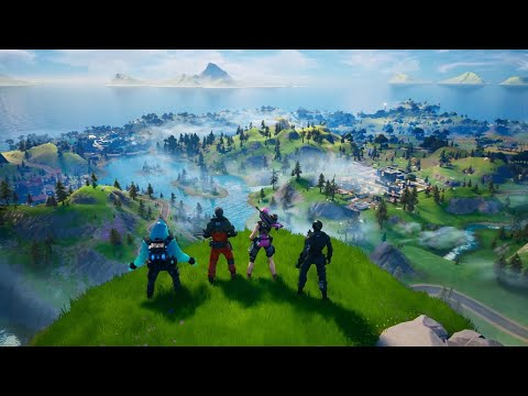 Fortnite Crazy Solo Win - Season 2 - Flicky