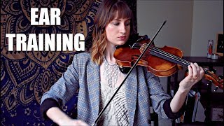 How To Learn Any Tune By Ear // Violin Basics