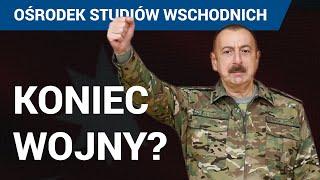 Wojna o Górski Karabach: podpisano rozejm Armenia-Azerbejdżan. Czy to koniec konfliktu?