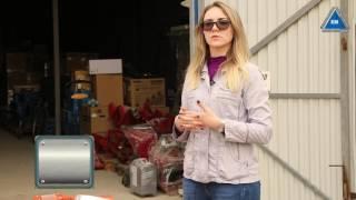 Вибратор Oli MVE 3800/15 от компании ПКФ «Электромотор» - видео