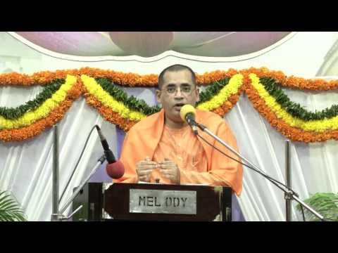 Stress | Swami Bodhamayananda | RK Math
