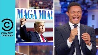 Donald Trump Defends Brett Kavanaugh | The Daily Show With Trevor Noah