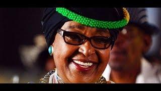 Breaking News: Mke wa zamani wa Nelson Mandela,Winnie Mandela afariki