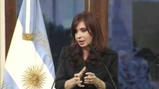 14 De DIC Presentación Canasta Navideña Cristina Fernández De Kirchner