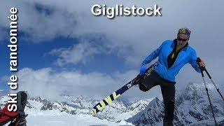 Ski de randonnée : Giglistock - 2900 m