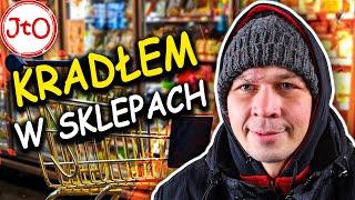 Kradłem w sklepach