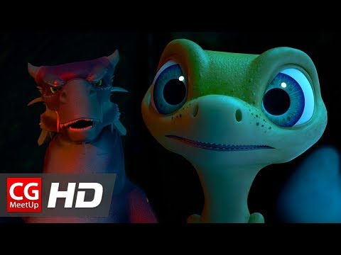 "CGI Animated Short Film: ""Lizard Quest"" by Micah, Jessica, Nicole | CGMeetup"