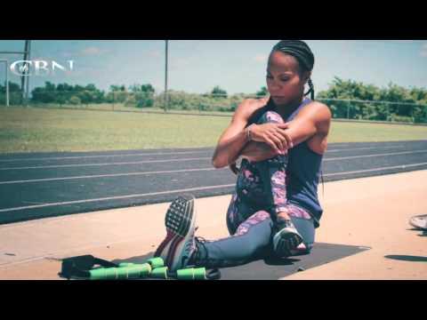 Olympian Sanya Richards-Ross
