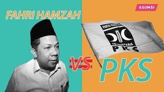 Fahri Hamzah VS PKS!