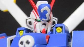 Robot Damashii Crossbone X3 (Part 1: Unbox) Gundam RD Toy Figure Review