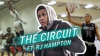 """""""I've NEVER Seen Nobody Stop Him!"""" This Is How RJ Hampton Became The BEST Guard In The Nation!"""